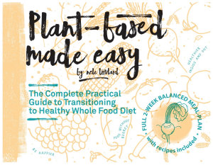 Plant Based Made Easy Book