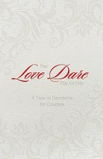 The Love Dare Day by Day, Gift Edition
