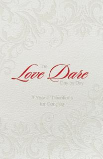 The Love Dare Day by Day  Gift Edition Book
