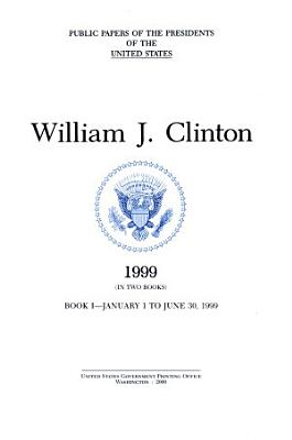 Public Papers of the Presidents of the United States PDF