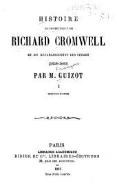 Histoire du portectorat de Richard Cromwell et du rétablissement des Stuart (1658-1660)
