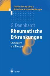 Rheumatische Erkrankungen: Grundlagen und Therapie