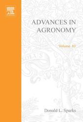 Advances in Agronomy: Volume 83
