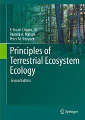 Principles of Terrestrial Ecosystem Ecology: Edition 2