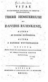 Vitae duumvirorum doctrina et meritis excellentium