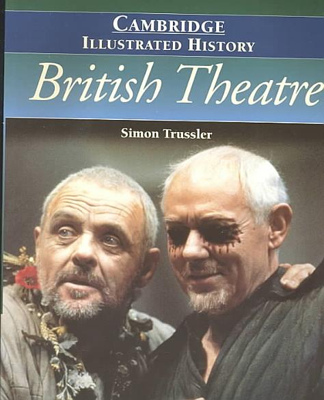 Download The Cambridge Illustrated History of British Theatre Book