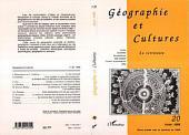 Géographie et cultures n°20: Le territoire
