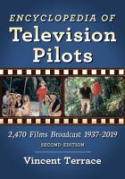 Encyclopedia of Television Pilots PDF