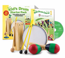 Alfred's Kid's Drumset Course Complete Starter Pack