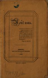 Août 1835