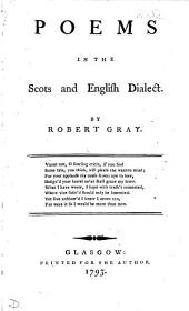 Poems in the Scots and English dialect