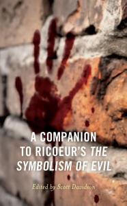 A Companion to Ricoeur s the Symbolism of Evil PDF