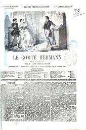 Le comte Hermann drame en cinq actes par M. Alexandre Dumas