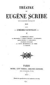 Comédies-vaudevilles