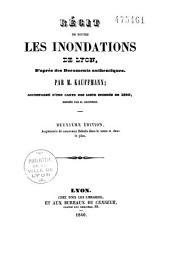 Récit de toutes les inondations de Lyon, d'après des documents authentiques