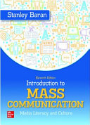 Loose Leaf Introduction to Mass Communication  Media Literacy and Culture PDF