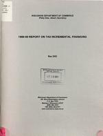 Report on Tax Incremental Financing PDF