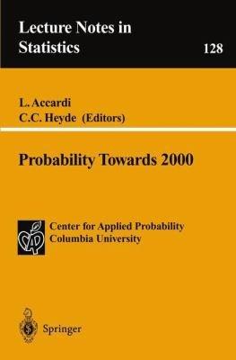 Probability Towards 2000