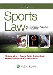 Sports Law: Governance and Regulation, Edition 2