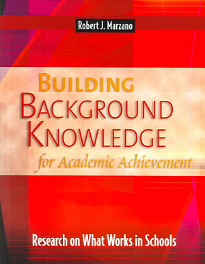 Building Background Knowledge for Academic Achievement PDF