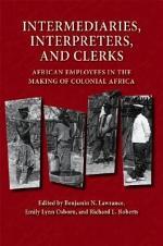 Intermediaries, Interpreters, and Clerks