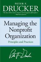Managing the Nonprofit Organization PDF
