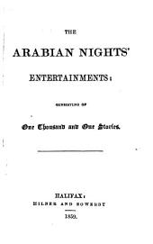 The Arabian nights' entertainments