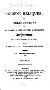 Ancient Reliques: Volume 2