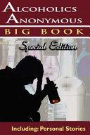 Alcoholics Anonymous Big Book Book