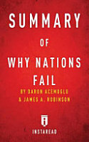 Summary of Why Nations Fail PDF