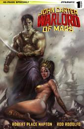 John Carter: Warlord of Mars Special 2015