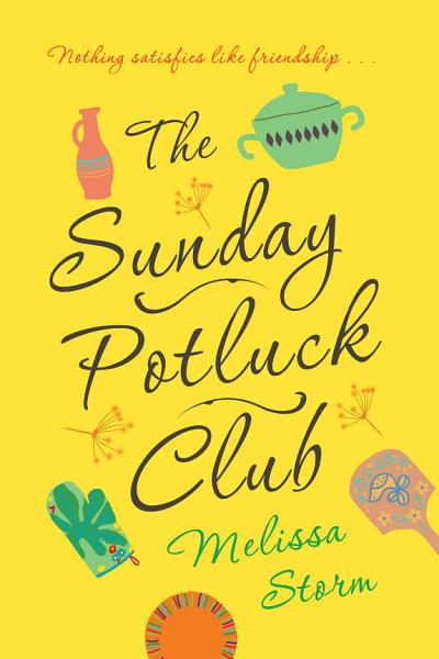Download The Sunday Potluck Club Book