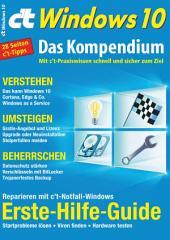 c't Windows 10 (2016): Das Kompendium