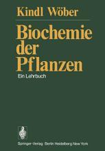 Biochemie der Pflanzen PDF