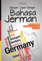 Sebulan Cepat Belajar Bahasa Jerman