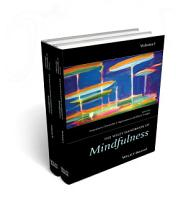 The Wiley Blackwell Handbook of Mindfulness PDF