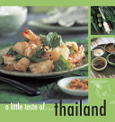 A Little Taste of Thailand