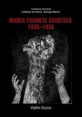 Marea foamete sovietică, 1926-1936