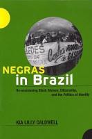 Negras in Brazil PDF