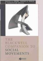 The Blackwell Companion to Social Movements PDF