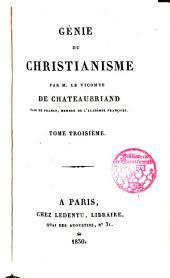 Genie du Christianisme: Volume3