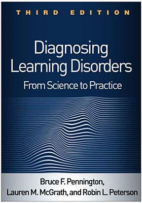 Diagnosing Learning Disorders  Third Edition