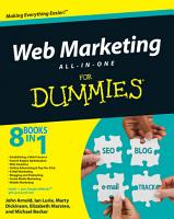Web Marketing All in One Desk Reference For Dummies PDF