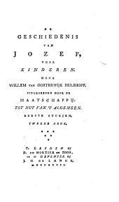 De geschiedenis van Jozef, voor kinderen