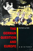 The German Question and Europe PDF
