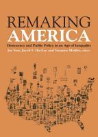 Remaking America PDF