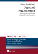 Facets of Domestication PDF