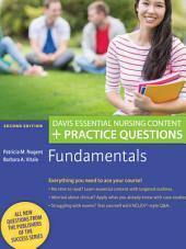 Fundamentals Davis Essential Nursing Content + Practice Questions
