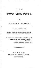 The two mentors, by the author of The old English baron