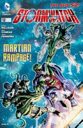 Stormwatch (2012-) #12